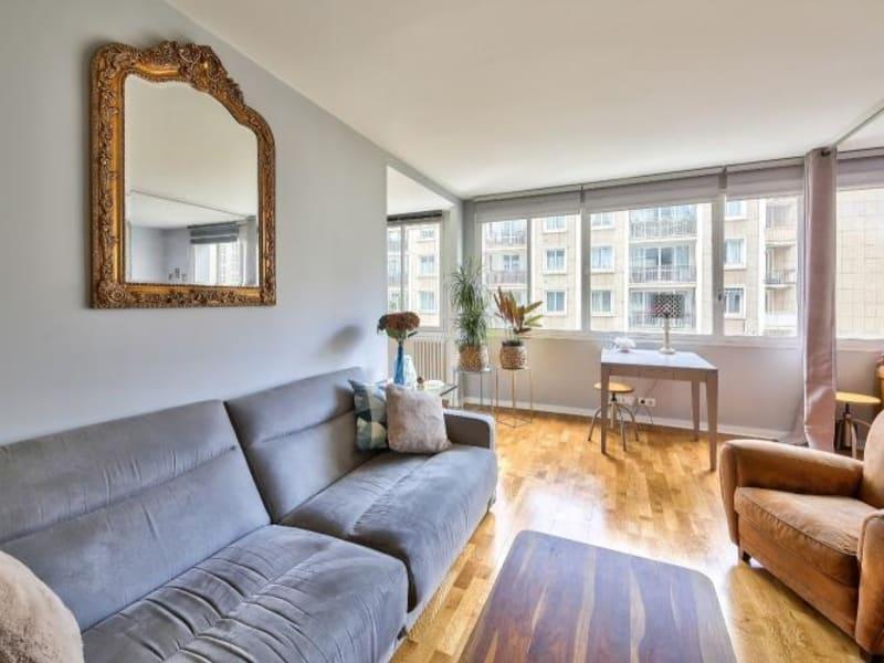 Sale apartment Paris 16ème 470000€ - Picture 4
