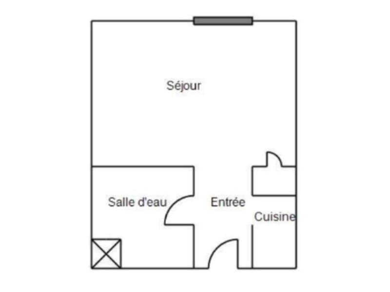 Location appartement Dijon 340€ CC - Photo 7