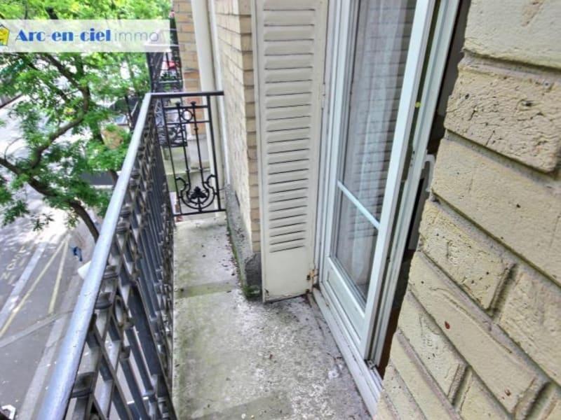Rental apartment Paris 13ème 1095€ CC - Picture 1