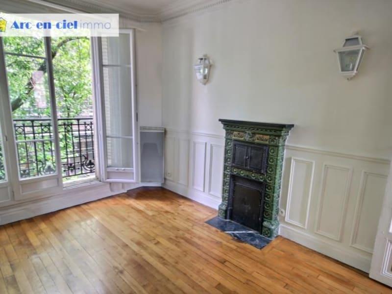 Rental apartment Paris 13ème 1095€ CC - Picture 2