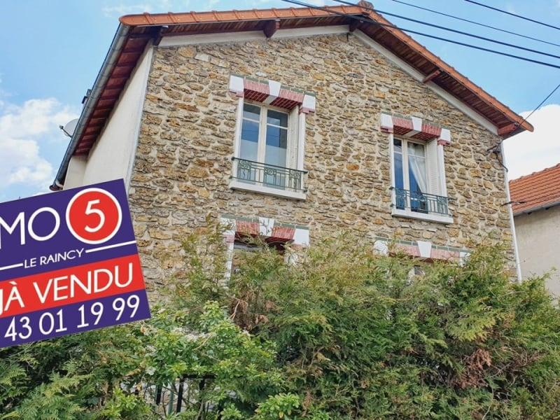 Sale house / villa Les pavillons-sous-bois 390000€ - Picture 1