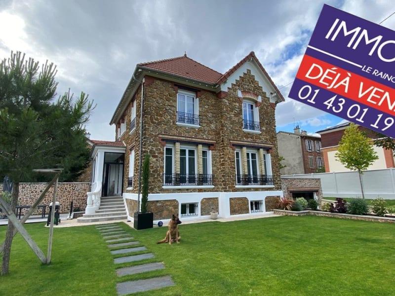 Vente maison / villa Le raincy 989000€ - Photo 1