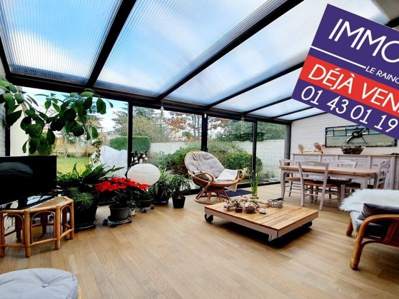 Sale house / villa Villemomble 385000€ - Picture 1