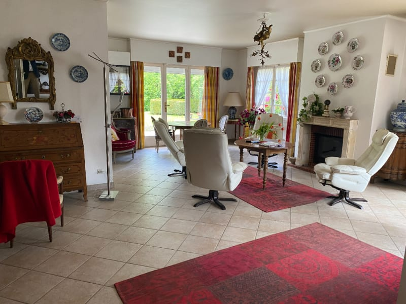 Sale house / villa Fleurbaix 420000€ - Picture 1