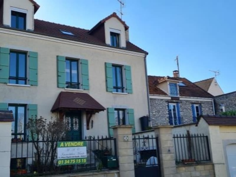 Sale house / villa Thiverval grignon 460000€ - Picture 1