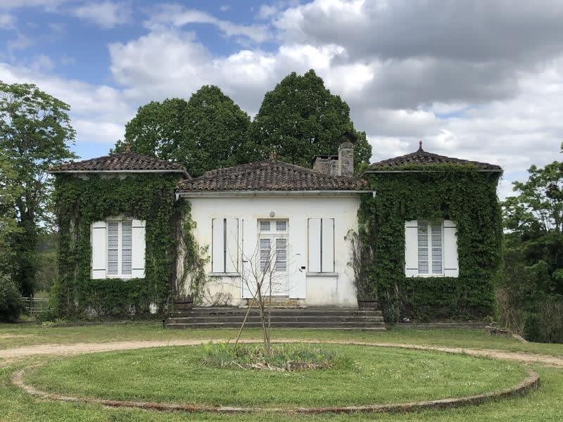 Vente maison / villa Guitres 450000€ - Photo 1