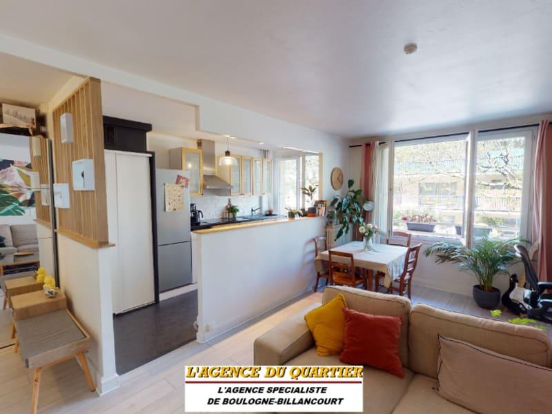 Sale apartment Boulogne billancourt 459000€ - Picture 2
