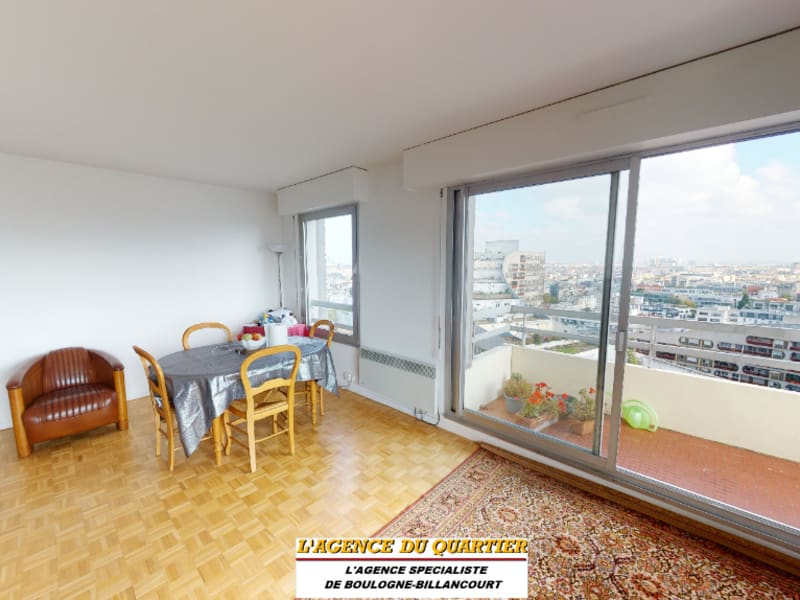 Venta  apartamento Boulogne billancourt 529000€ - Fotografía 2