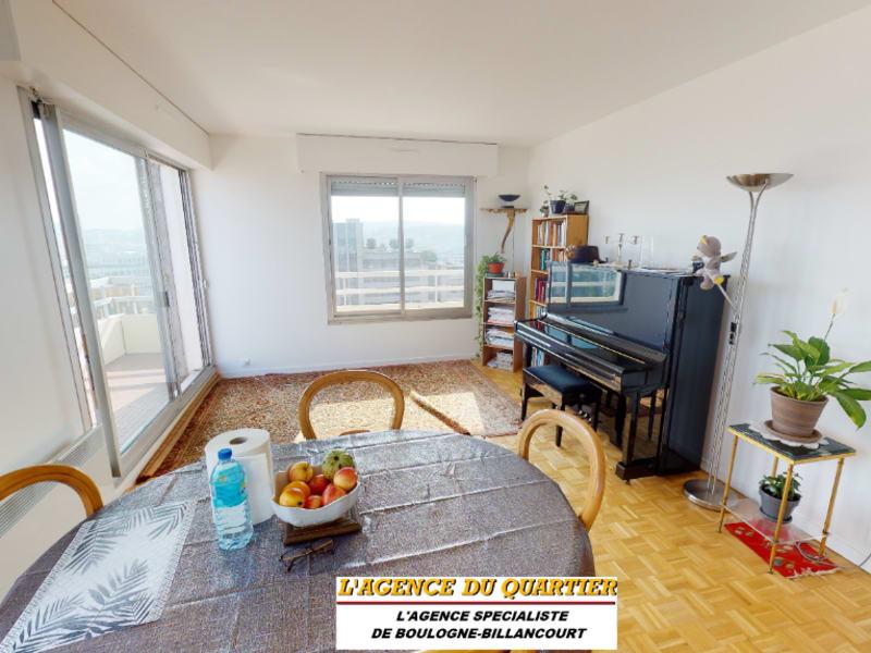 Venta  apartamento Boulogne billancourt 529000€ - Fotografía 3