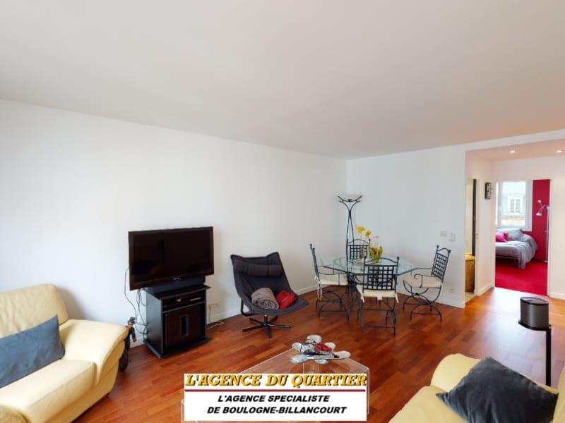 Venta  apartamento Boulogne billancourt 549000€ - Fotografía 2