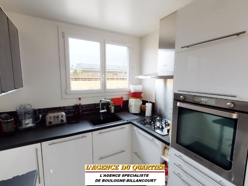 Venta  apartamento Boulogne billancourt 549000€ - Fotografía 3