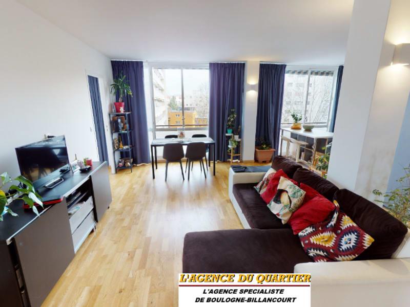 Venta  apartamento Boulogne billancourt 699000€ - Fotografía 2