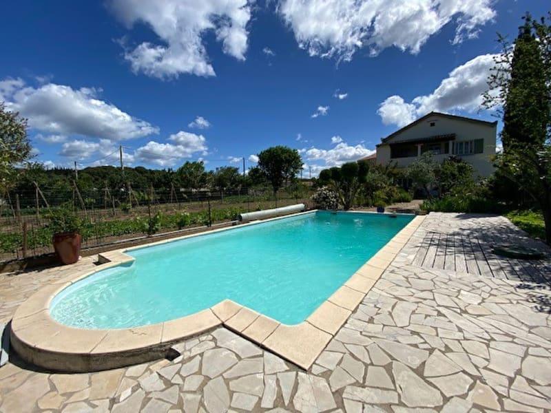 Sale house / villa Cessenon sur orb 340000€ - Picture 4