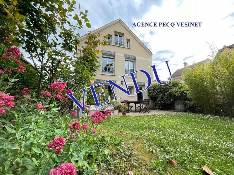 Vente maison / villa Le pecq 1175000€ - Photo 1