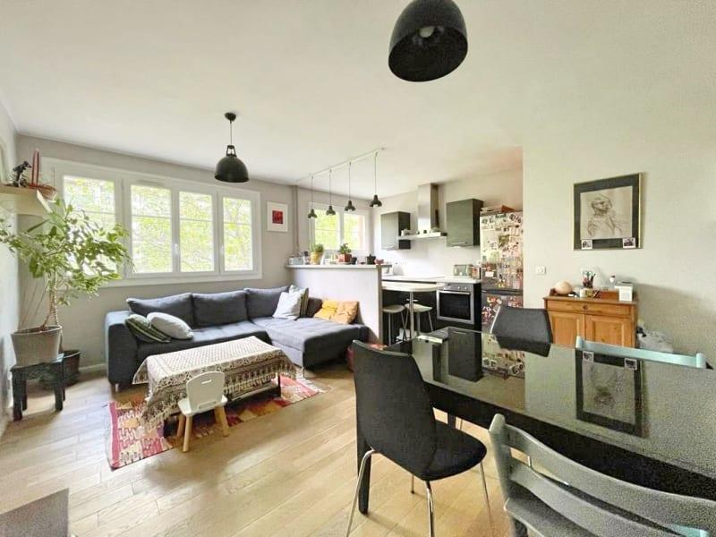 Sale apartment Paris 20ème 530000€ - Picture 1