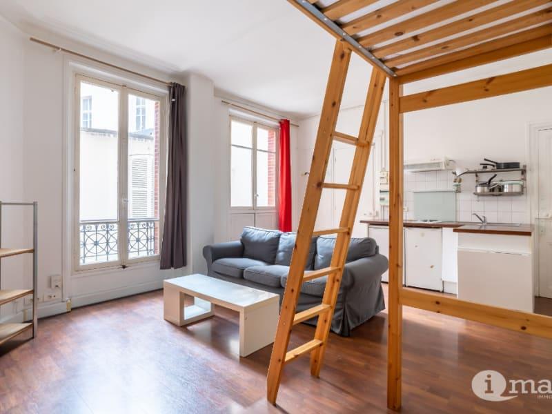 Sale apartment Paris 9ème 315000€ - Picture 1