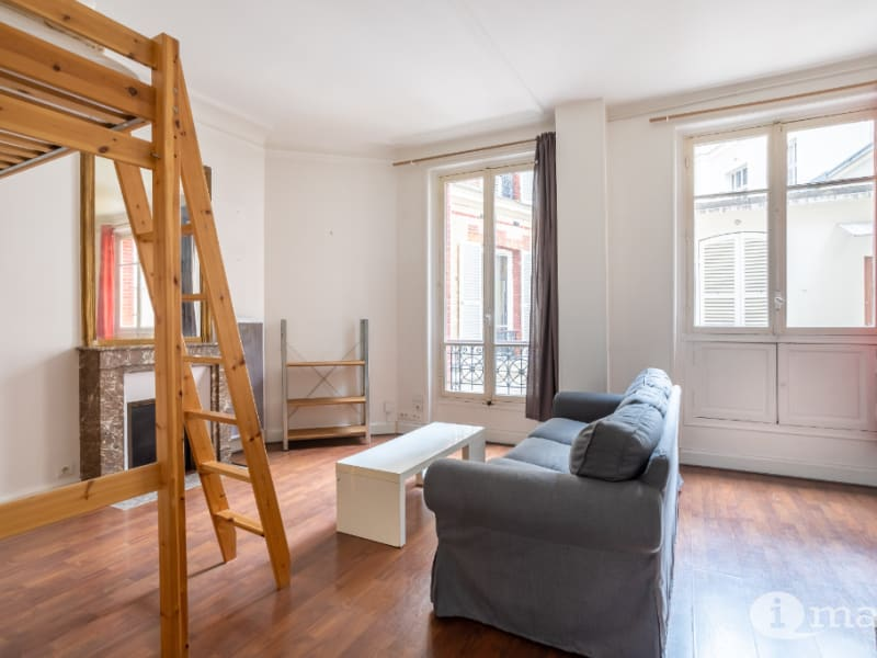 Sale apartment Paris 9ème 315000€ - Picture 5