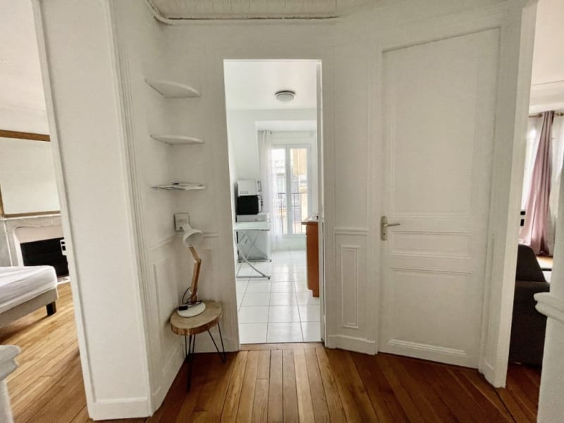 Rental apartment Paris 15ème 1300,08€ CC - Picture 1