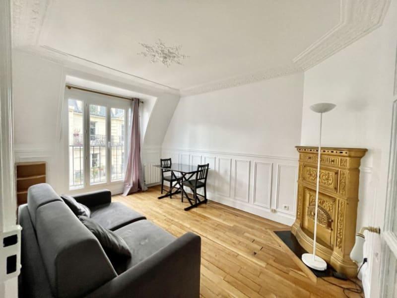 Rental apartment Paris 15ème 1300,08€ CC - Picture 2