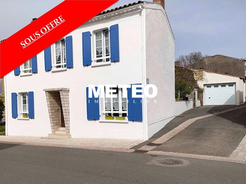 Maison Le Givre 5 pièce(s) 103 m2 + dépendances