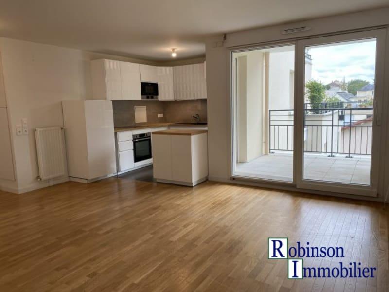 Sale apartment Le plessis-robinson 550000€ - Picture 2