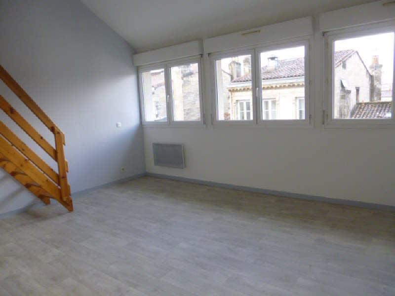 Rental apartment Bordeaux 724,32€ CC - Picture 2