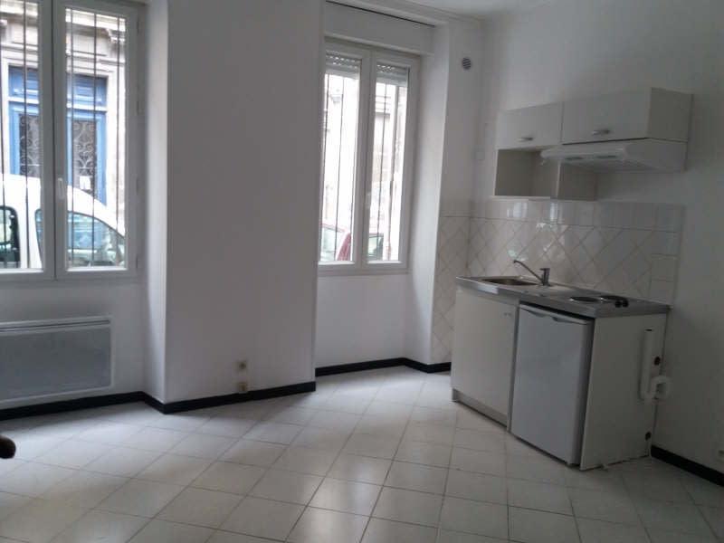 Rental apartment Bordeaux 540€ CC - Picture 1