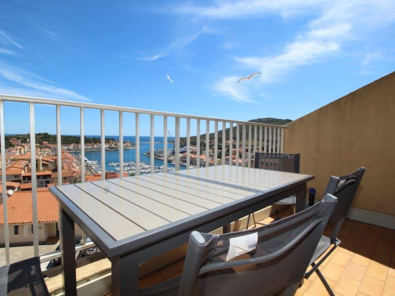 Sale apartment Port vendres 176550€ - Picture 1