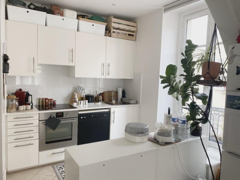 Verkoop  appartement Versailles 465000€ - Foto 2