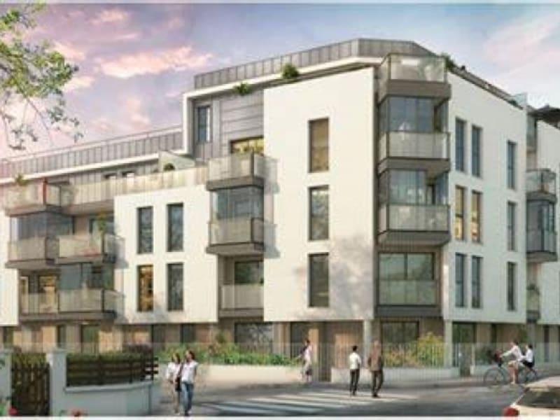 Rental apartment Aulnay sous bois 585€ CC - Picture 1