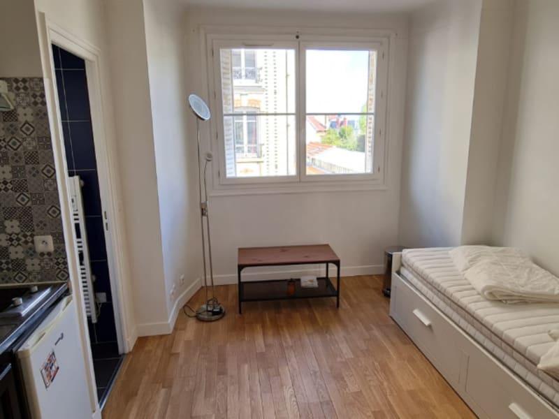 Rental apartment La garenne colombes 650€ CC - Picture 1