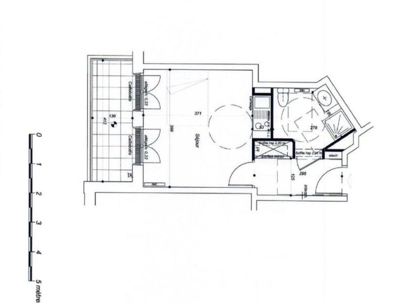 Rental apartment La garenne colombes 755€ CC - Picture 5