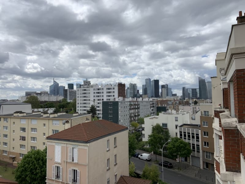Rental apartment Courbevoie 1090€ CC - Picture 7