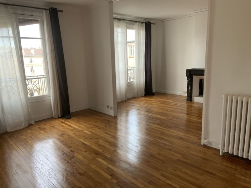 Rental apartment Asnieres sur seine 1130€ CC - Picture 1