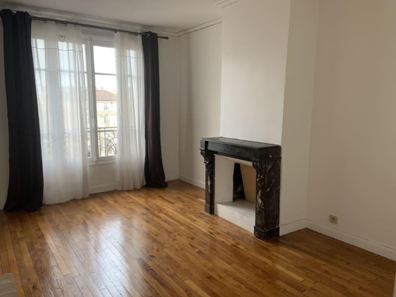 Rental apartment Asnieres sur seine 1130€ CC - Picture 2