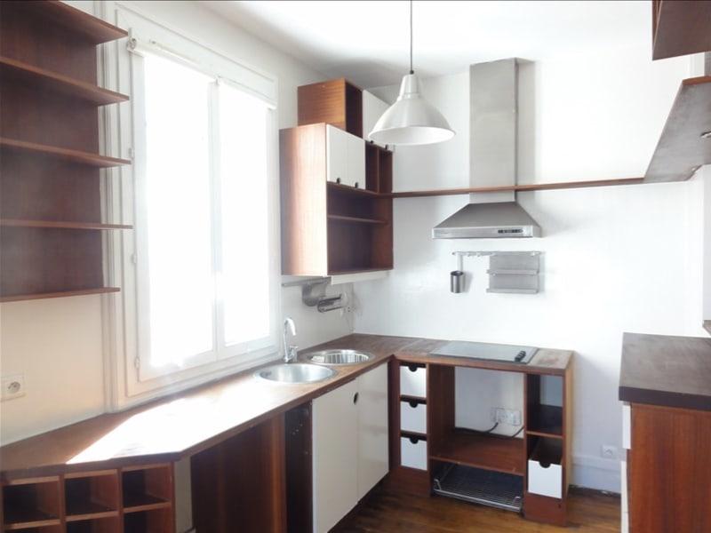 Rental apartment Asnieres sur seine 1427€ CC - Picture 1