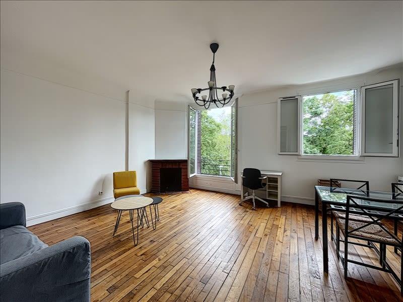 Rental apartment Le pecq 1210€ CC - Picture 1