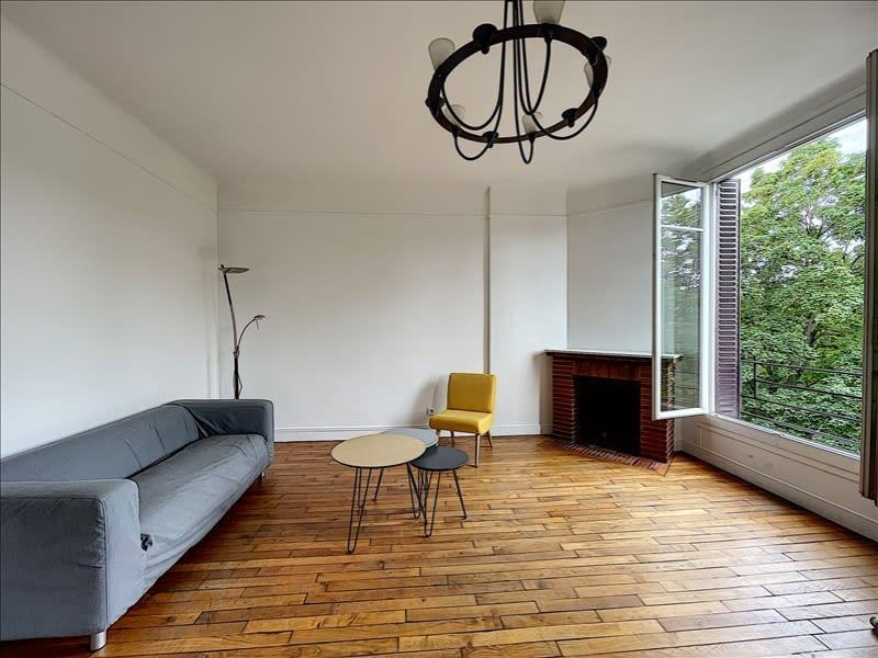 Rental apartment Le pecq 1210€ CC - Picture 2
