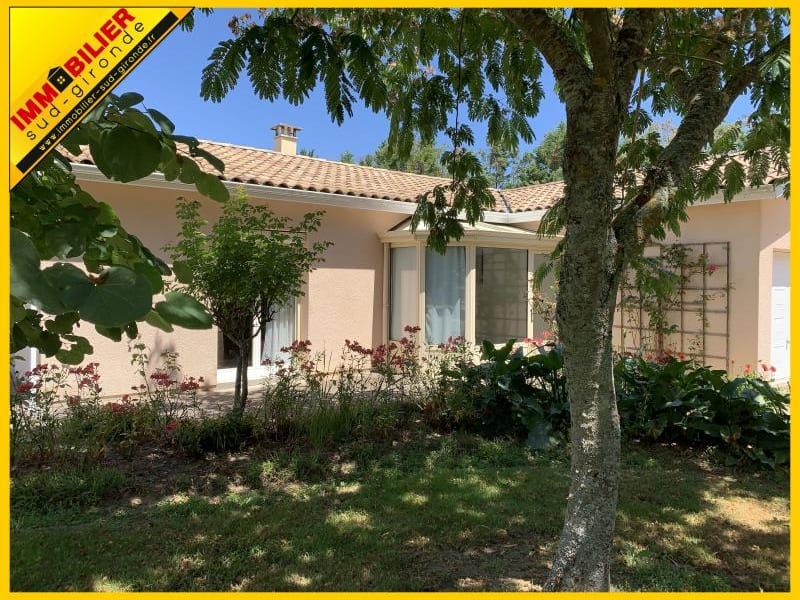Vente maison / villa Bazas 265000€ - Photo 1
