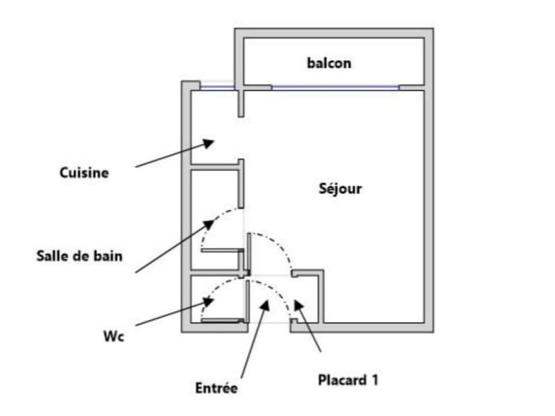 Sale apartment Conflans ste honorine 122500€ - Picture 2