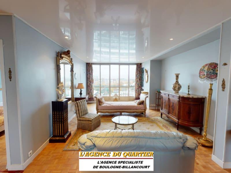 Sale apartment Boulogne billancourt 848700€ - Picture 1