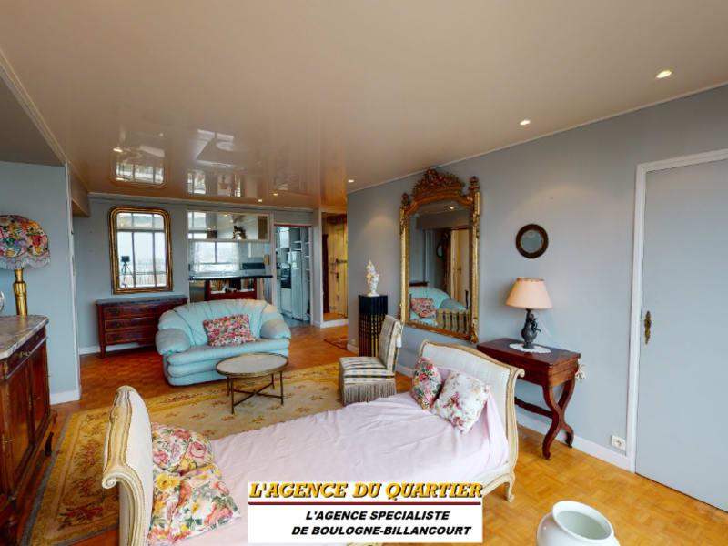 Sale apartment Boulogne billancourt 848700€ - Picture 2