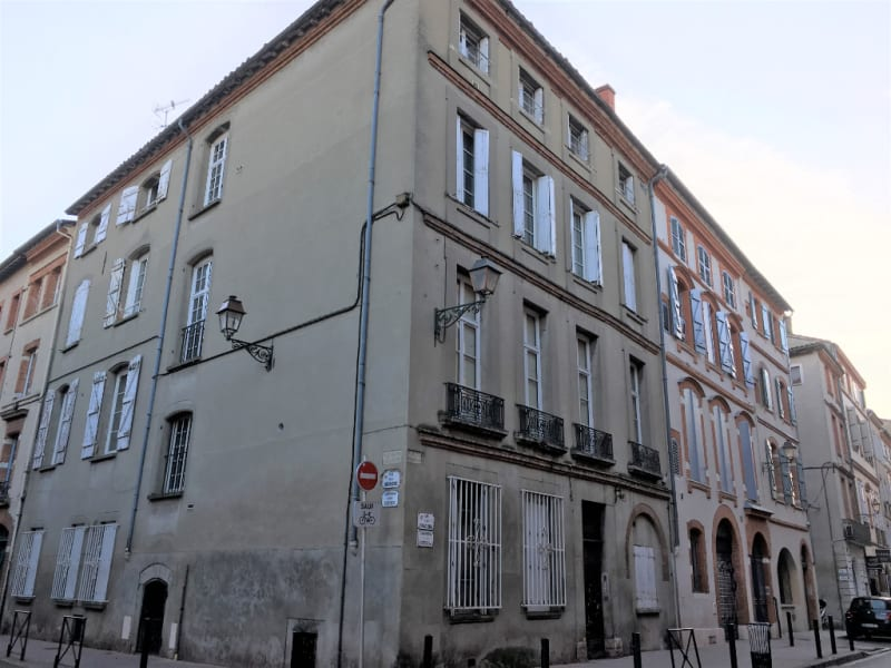 Location appartement Toulouse 618€ CC - Photo 1