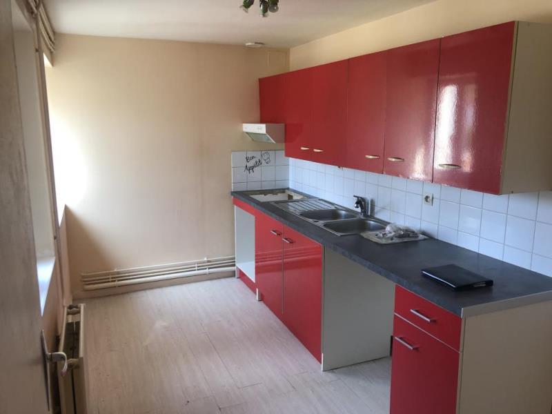 Rental apartment Fourchambault 620€ CC - Picture 1