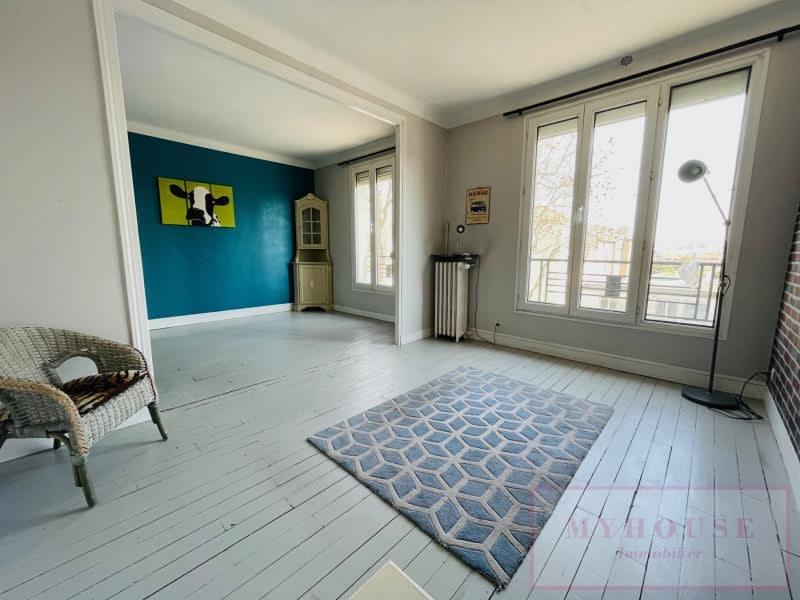 Sale apartment Bagneux 375000€ - Picture 2