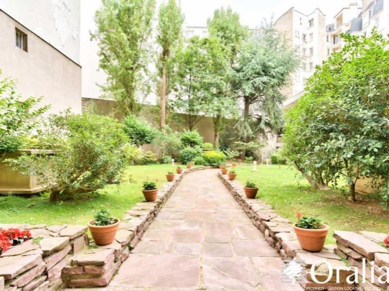 Vente appartement Paris 16ème 495000€ - Photo 2
