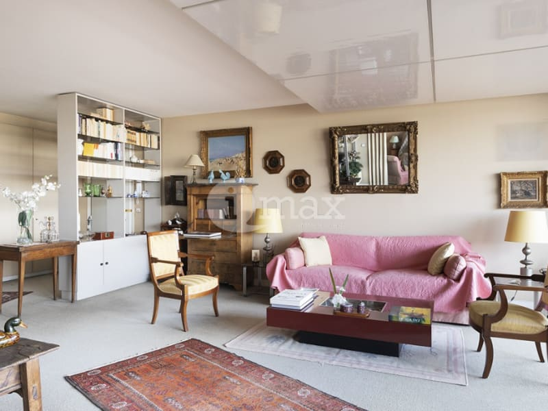 Sale apartment Paris 15ème 990000€ - Picture 3