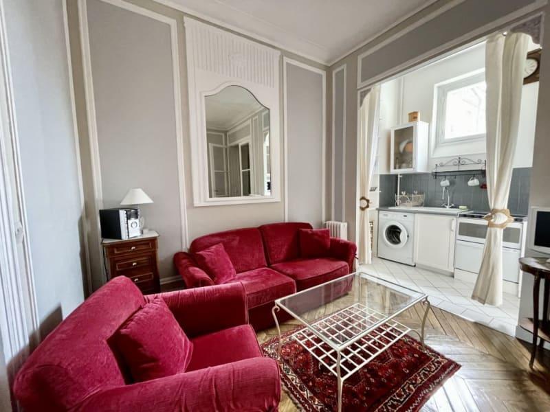 Vente appartement Paris 17ème 518000€ - Photo 2