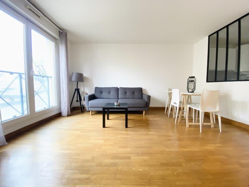 Location appartement Asnieres sur seine 1150€ CC - Photo 2