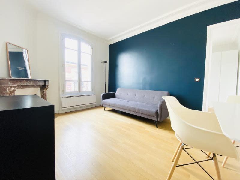 Location appartement Asnieres sur seine 1075€ CC - Photo 1
